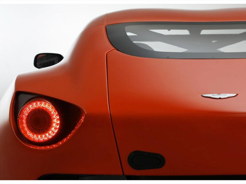 Aston Martin V12 Vantage Zagato Concept