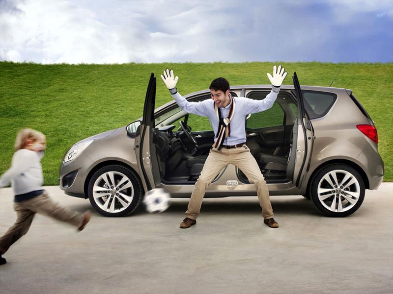 Nuevo Opel Meriva