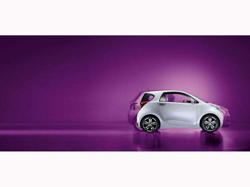 Toyota iQ Concept