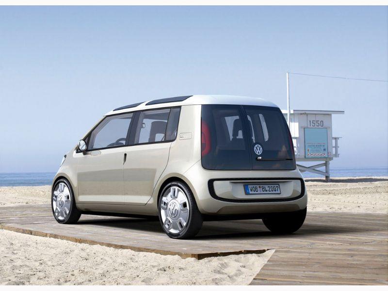 Volkswagen space up! blue