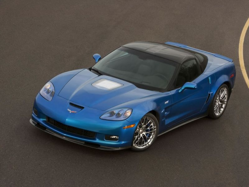 Chevrolet Corvette ZR1 1