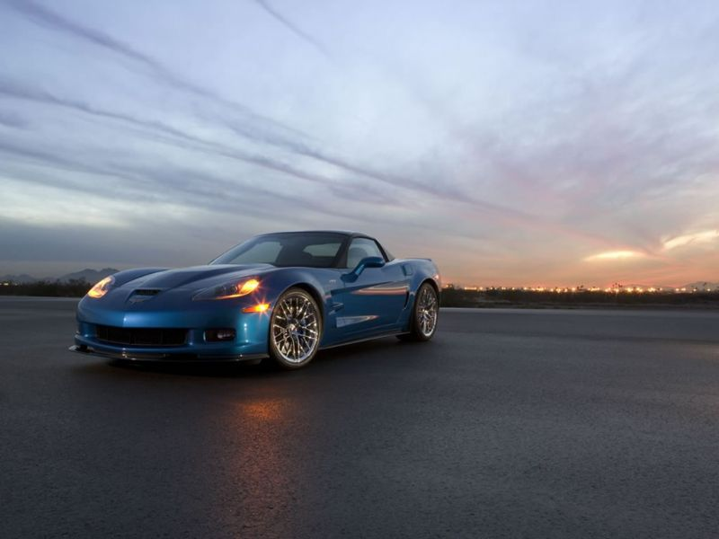 Chevrolet Corvette ZR1 6