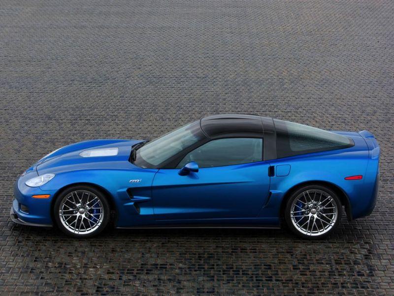 Chevrolet Corvette ZR1 7