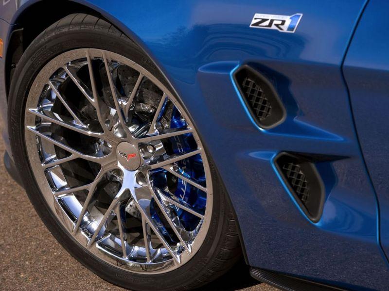 Chevrolet Corvette ZR1 8