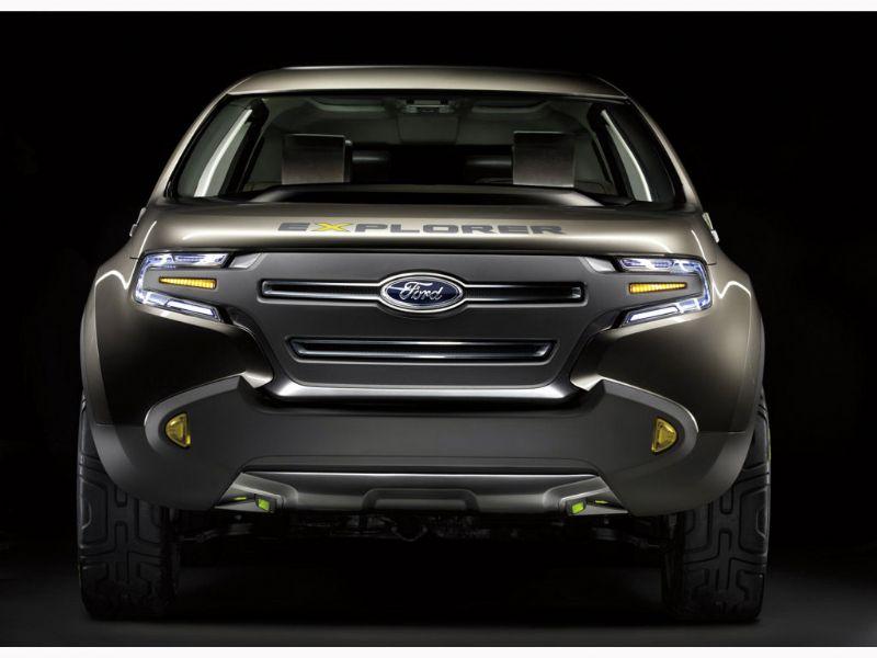 Ford Explorer América