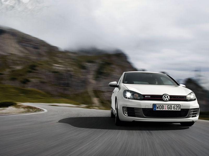 Volkswagen GTI 2009 1