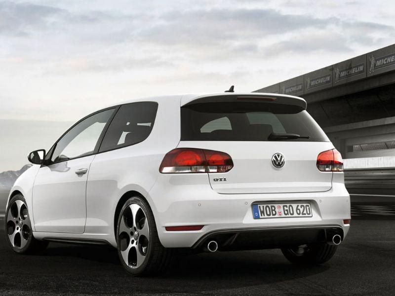 Volkswagen GTI 2009 10