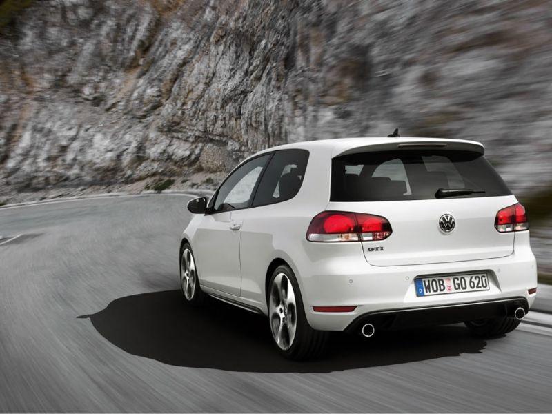 Volkswagen GTI 2009 11