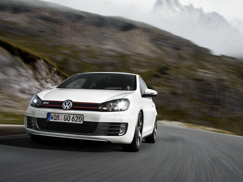 Volkswagen GTI 2009 3