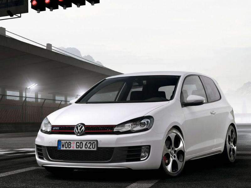 Volkswagen GTI 2009 4
