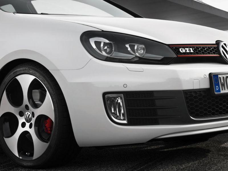 Volkswagen GTI 2009 8