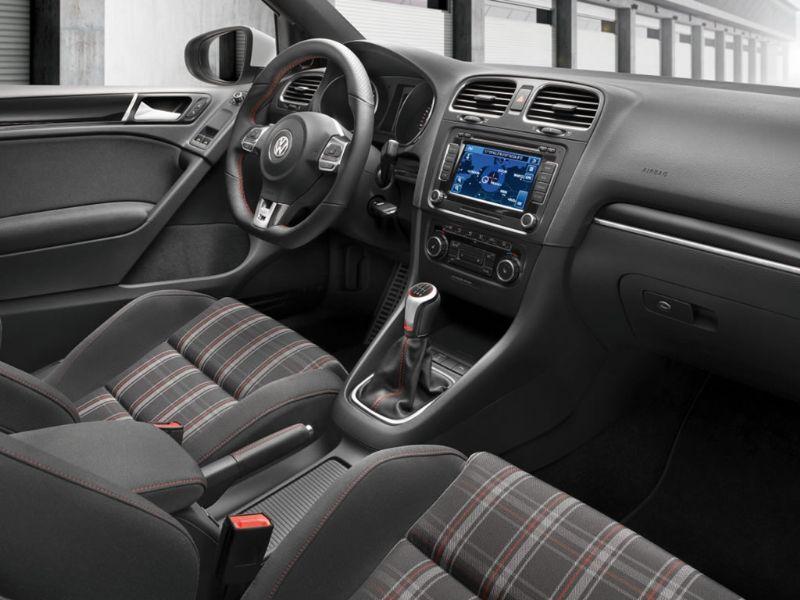 Volkswagen GTI 2009 9