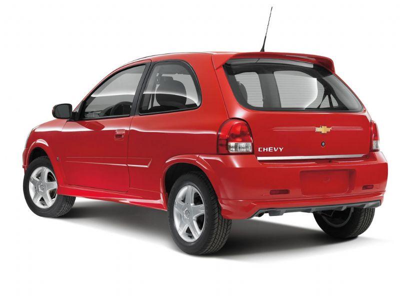 Chevrolet New Corsa