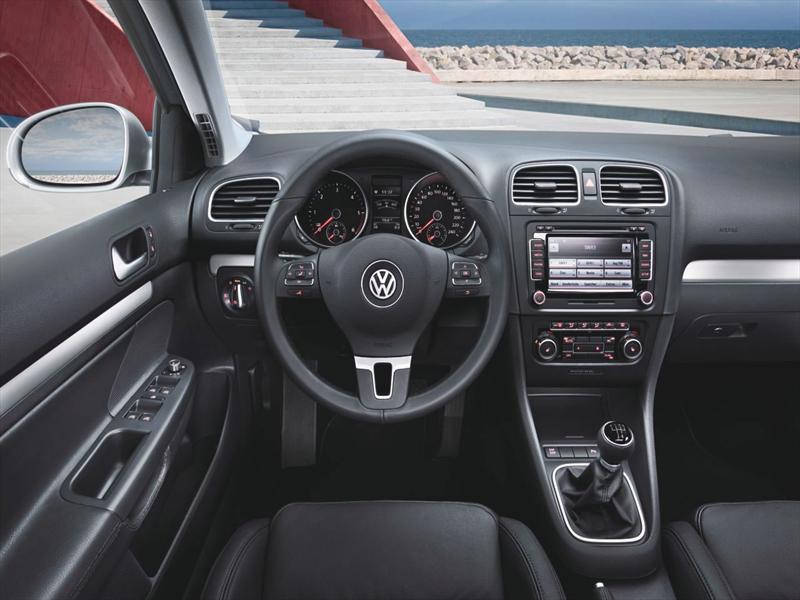 VW Bora Sportwagen 2010