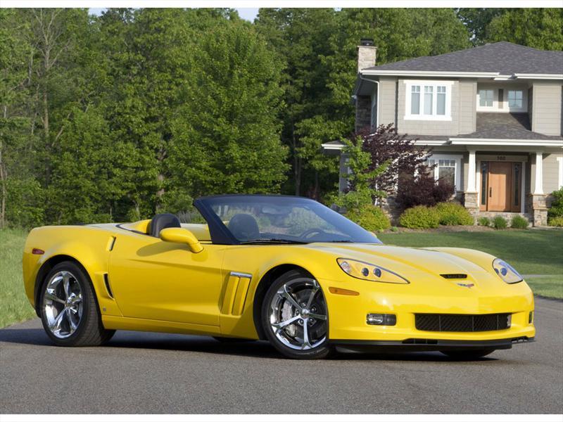 Chevrolet Corvette Gran Sport 2010