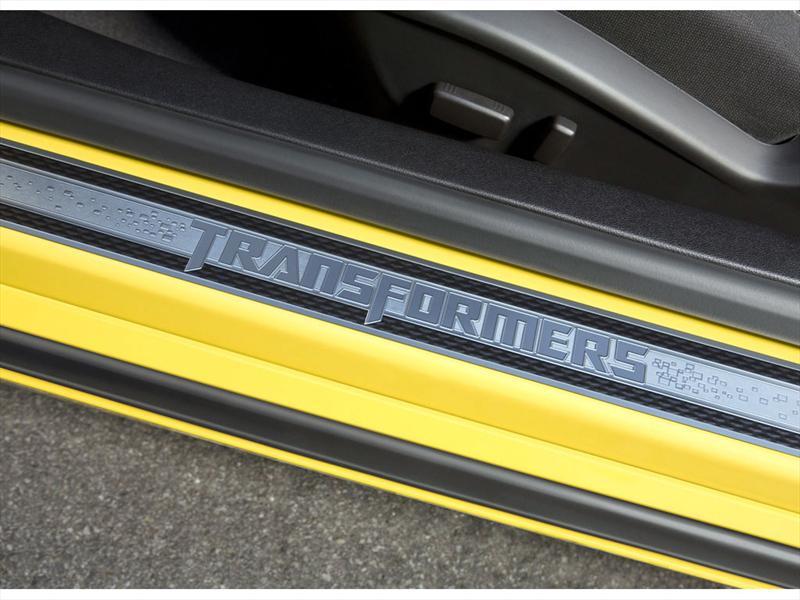 Chevrolet Camaro Transformers