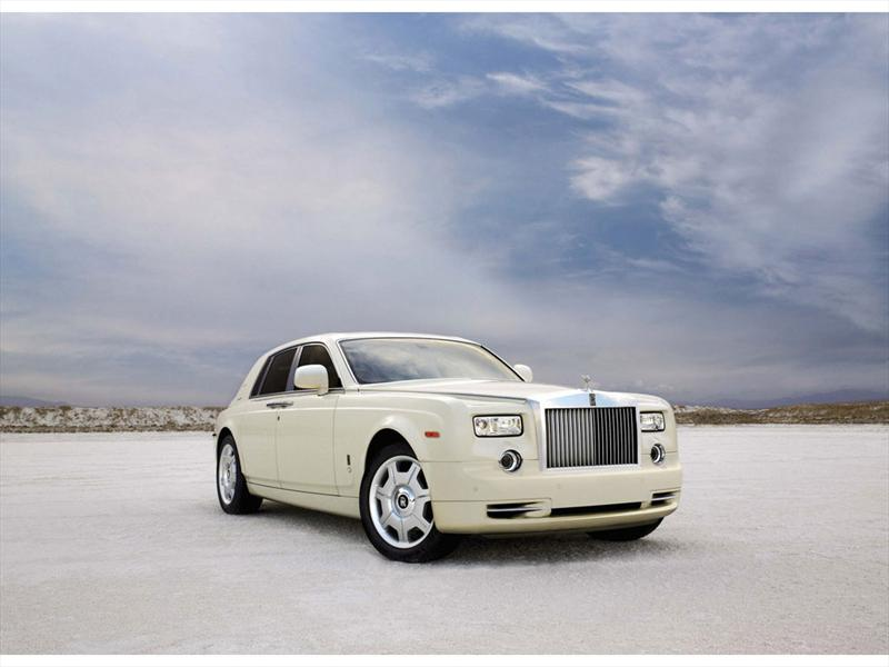 Rolls-Royce Phantom 2010