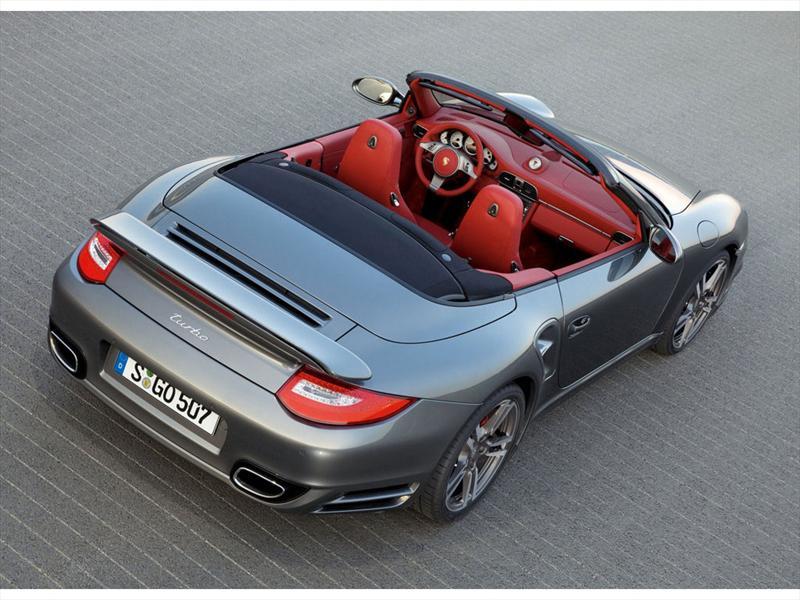 Porsche 911 Turbo 2010