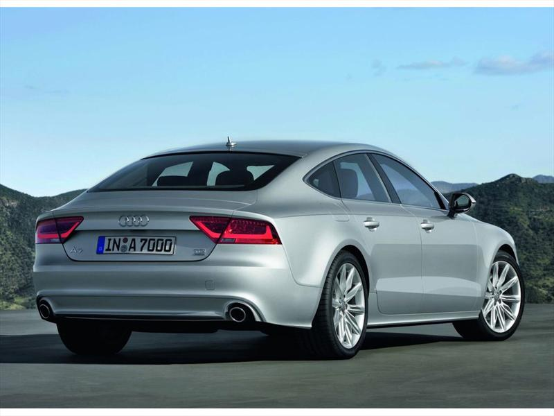 Audi A7 Sportback 2011