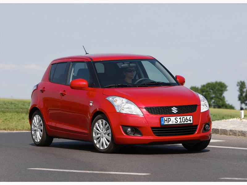 Suzuki Swift 2011