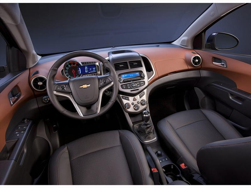 Chevrolet Sonic Sedán
