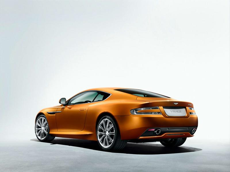 Aston Martin Virage 2012 Coupé