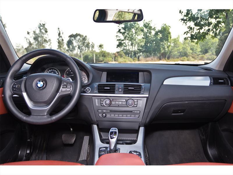 BMW X3 35i 2011
