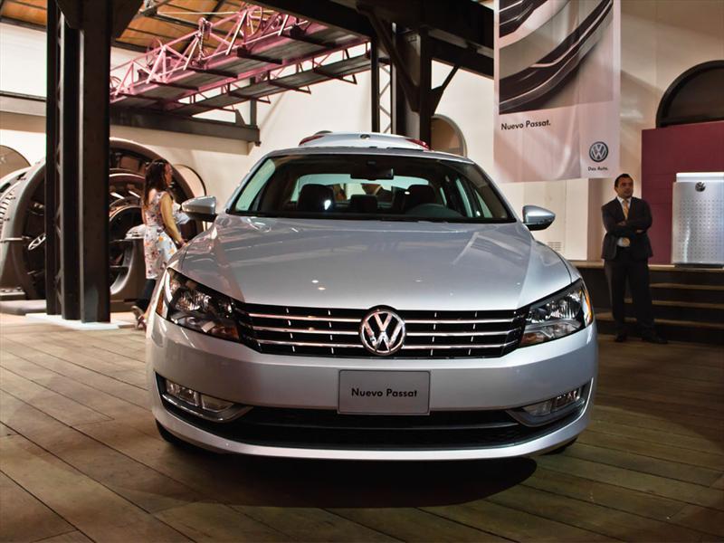 Presentación Volkswagen Passat 2012 Méxxico