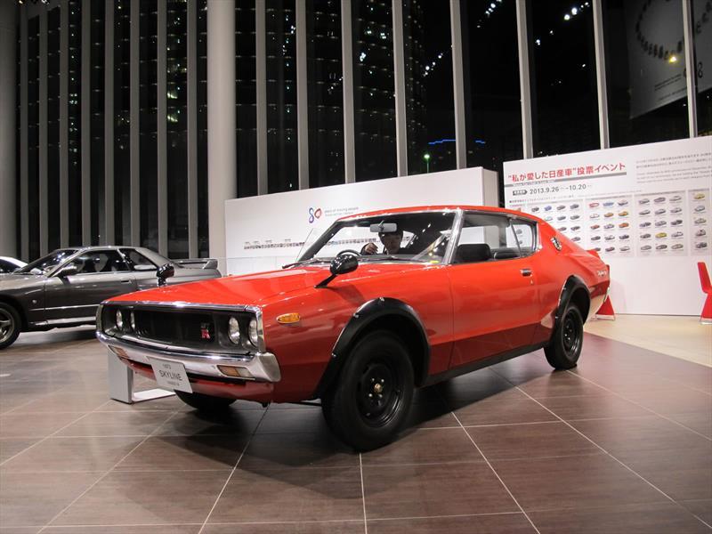 2° Nissan Skyline GT-R (C110) 1972-1977