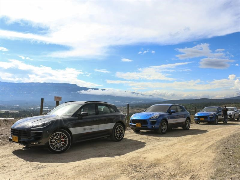 Porsche Driving Experience 2017