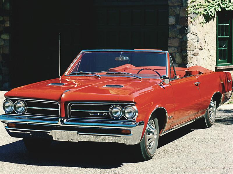 20. Pontiac GTO 1964
