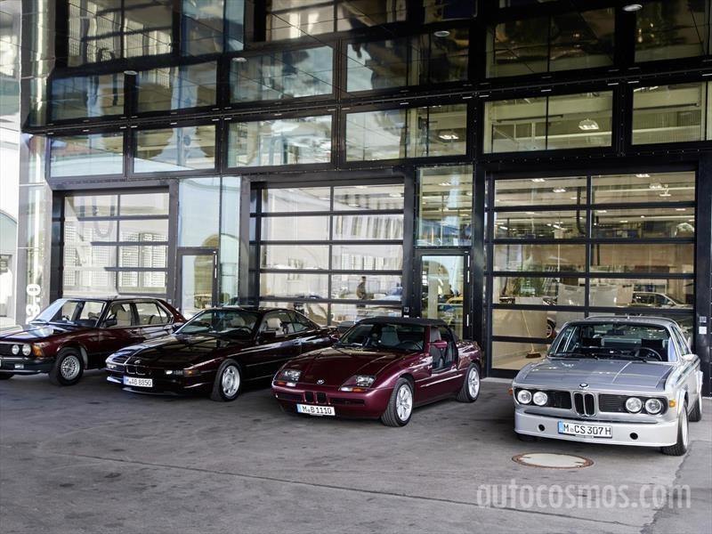 Visita al BMW Classic