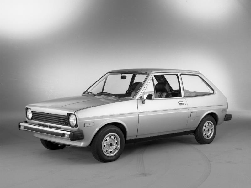 Ford Fiesta festeja sus 40 años