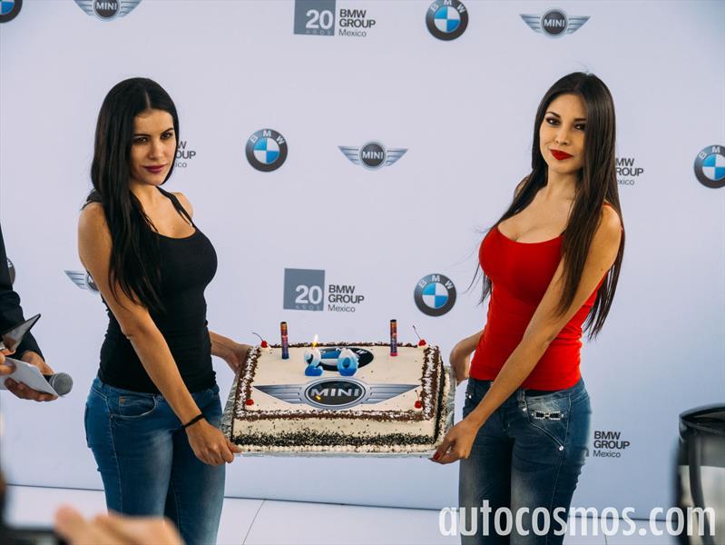BMW Group cumple 20 años en México