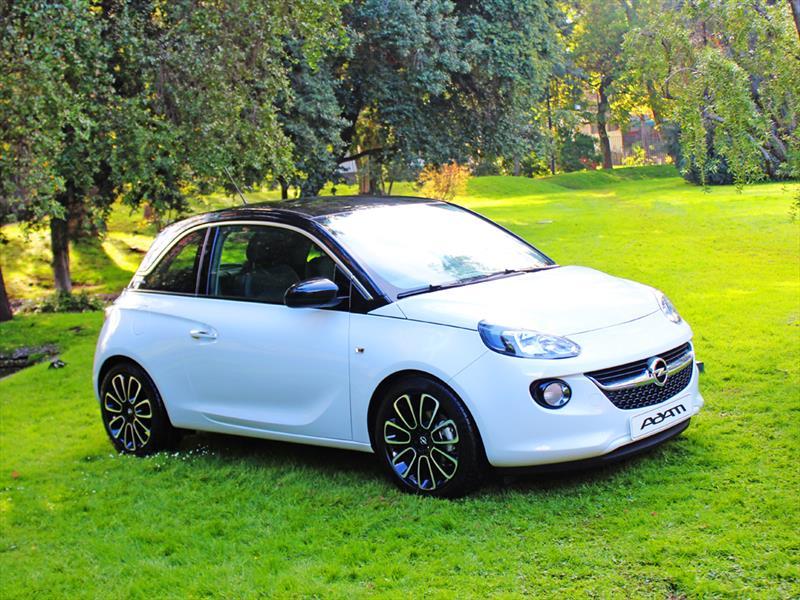 Opel Adam Lanzamiento oficial en Chile