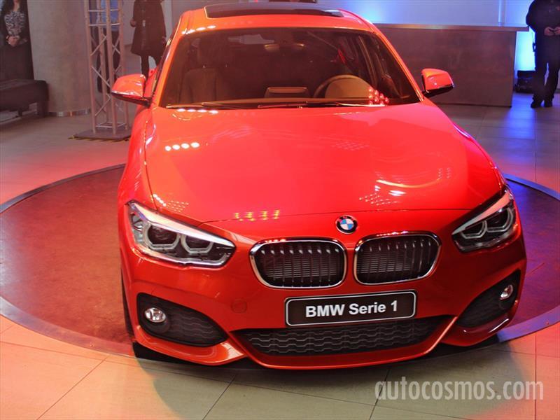 Nuevo BMW Serie 1 2015 Estreno en Chile