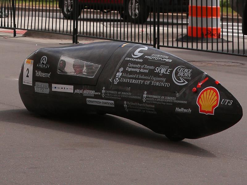 Shell Eco-Marathon Americas 2015