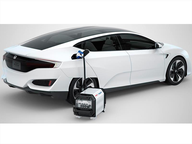 Honda FCV Concept con mejor tecnología