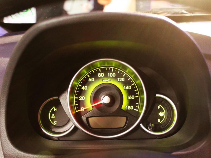 Hyundai Eon Lanzamiento en Chile.