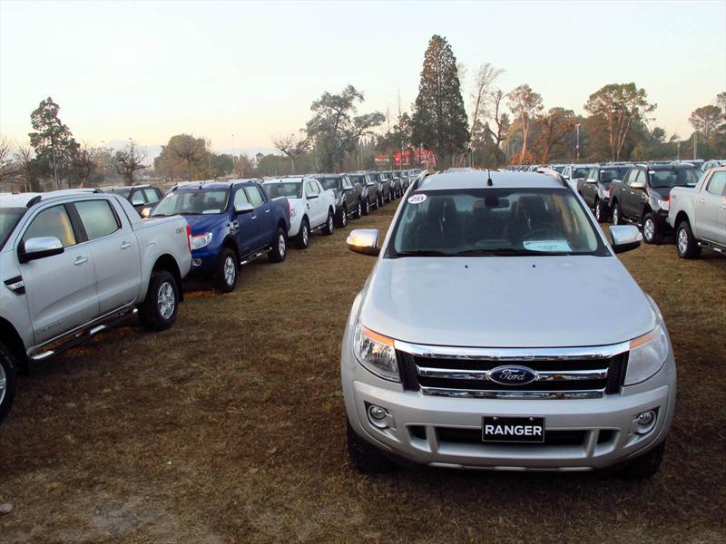 Presentación Nuevo Ford ranger