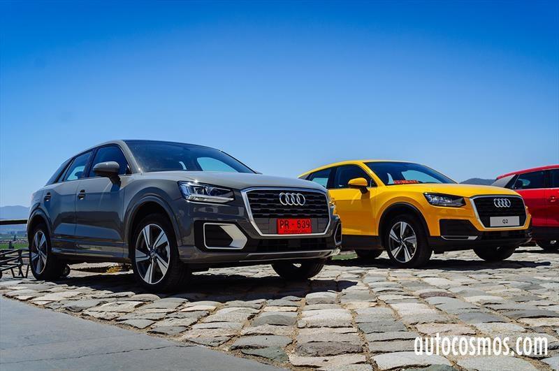 Audi Q2 2017 - Lanzamiento en Chile
