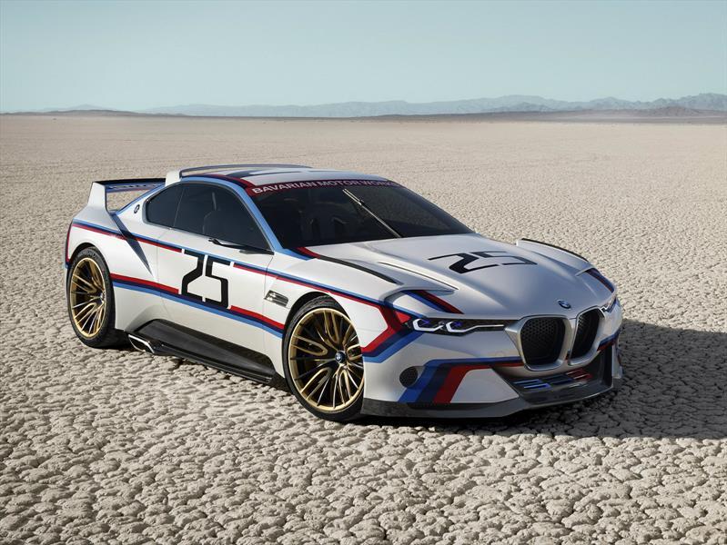 BMW 30 CSL Hommage R
