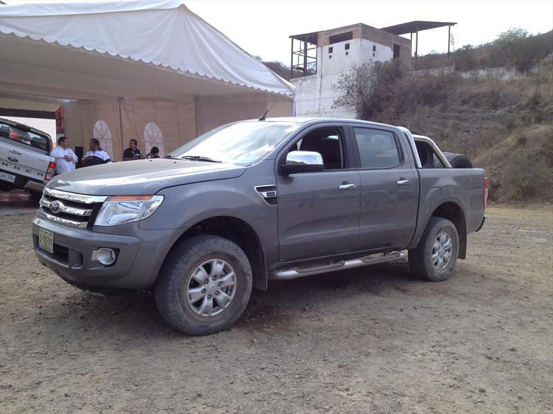 Ford Ranger 2013 llega a México