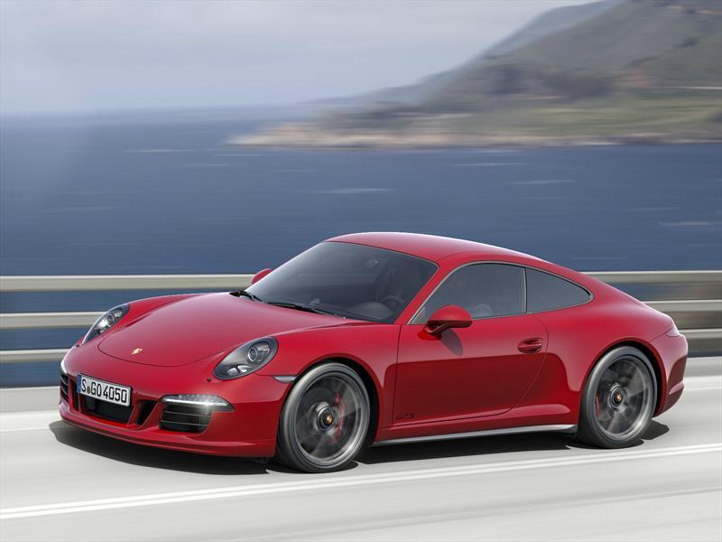 Porsche 911 Carrera GTS Segunda Generación
