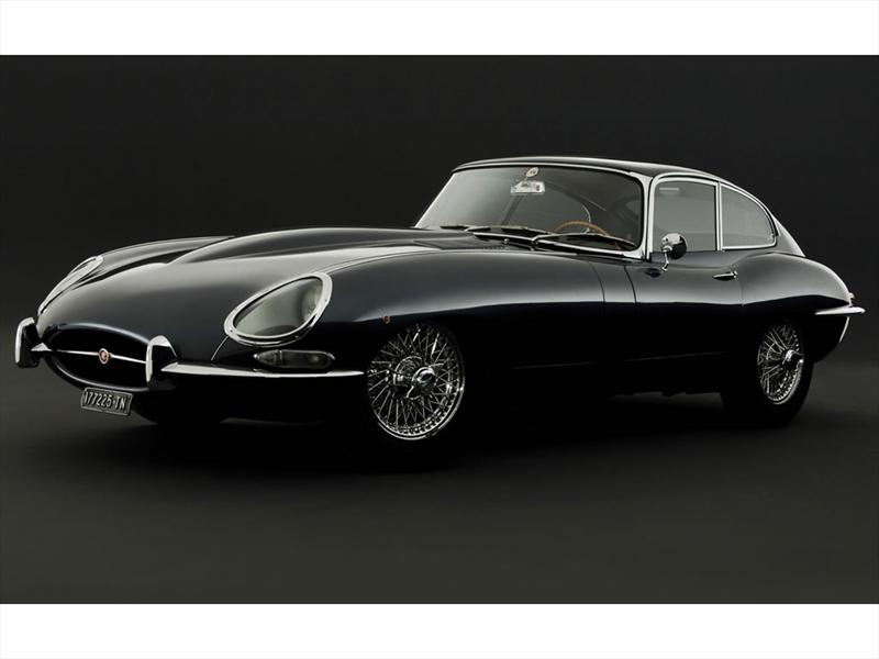 4. Jaguar E-Type