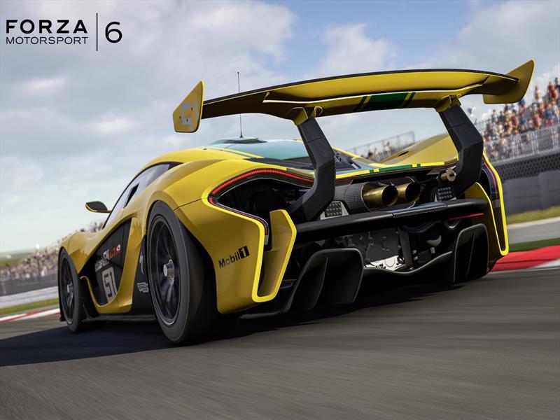 Hot Wheels Forza Motorsport