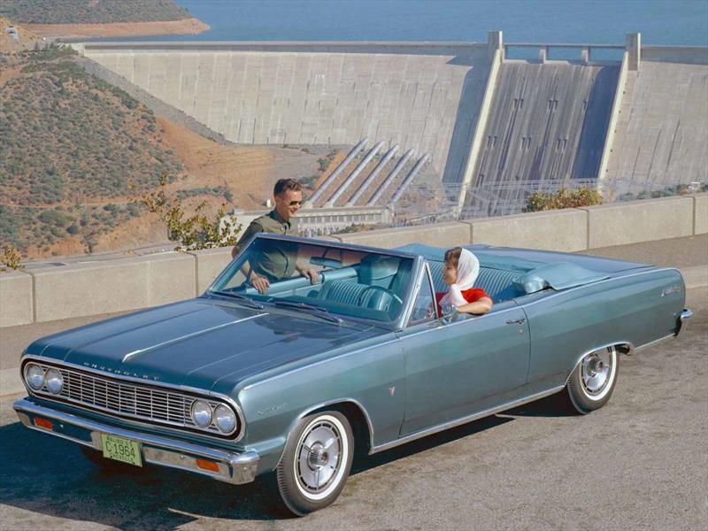 Chevrolet Malibu y sus nueve generaciones