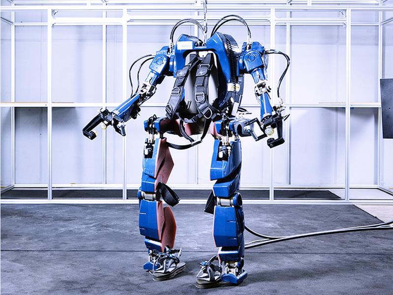 Hyundai desarrolla un exoesqueleto