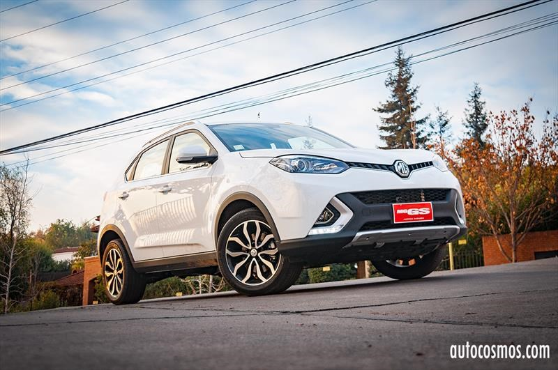 Test Drive: MG GS 2017