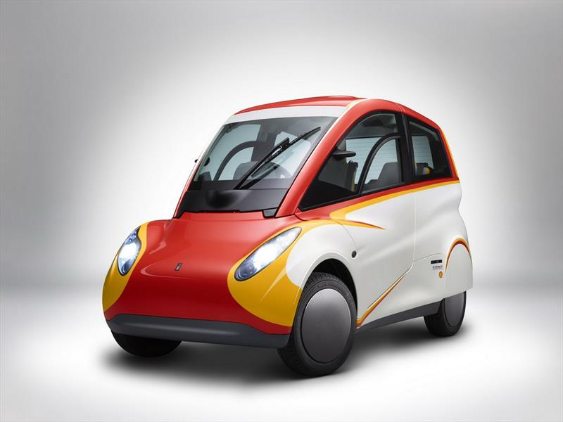 Shell City Car Concept